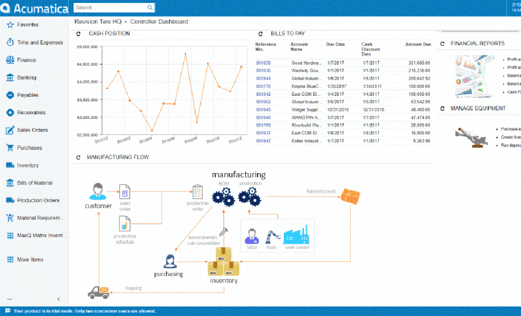 Accounting Software for SME